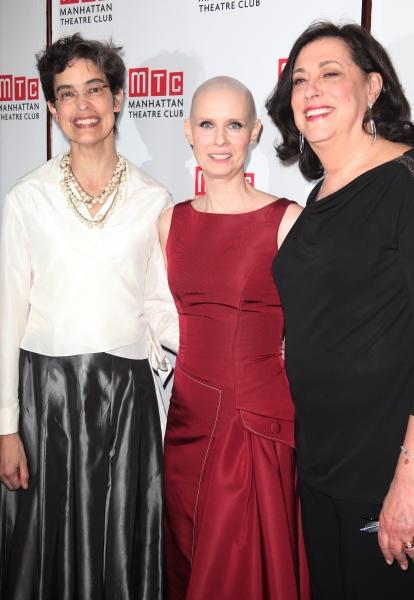 Margaret Edson, Cynthia Nixon & Lynne Meadow