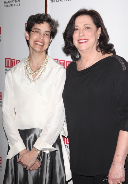 Margaret Edson & Lynne Meadow