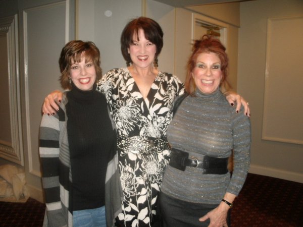 Holly Stauder, Cheryl Avery, Frances Asher