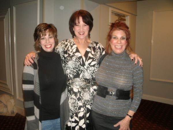 Holly Stauder, Cheryl Avery, Frances Asher