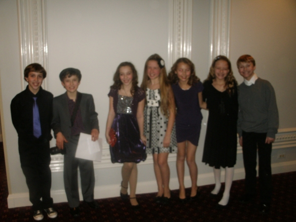 Kyle Halford, Daniel Coonley, Emily Leahy, Ingrid Lowery, Hannah Whitlock, Kayla Rea, Photo