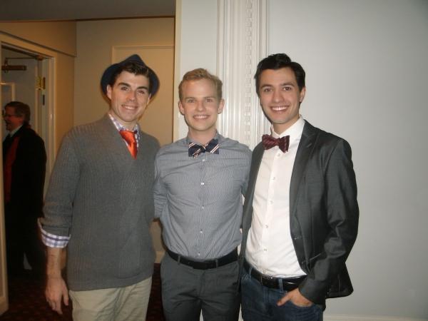 Alex McCrary, Zachary Gray, Jonathan Kwock Photo