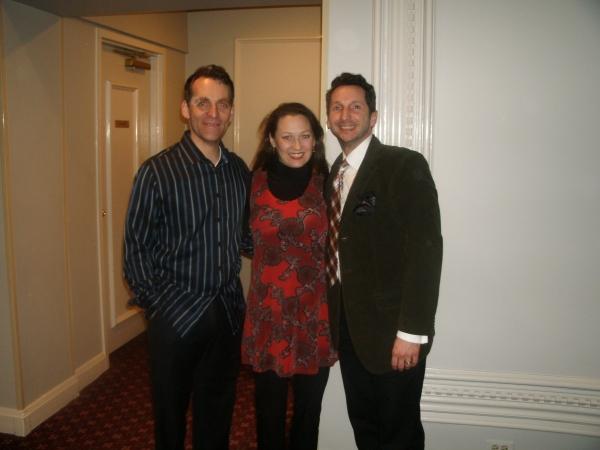 Andrew Lupp, Tammy Mader, Ben Johnson Photo