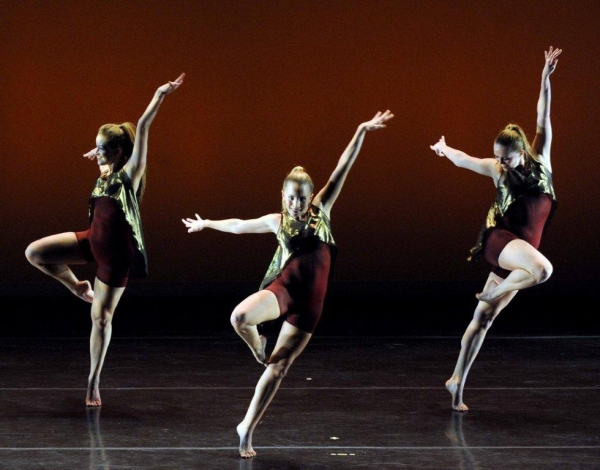 Photo Flash: Evening of Dance Benefits NYCDAF Scholarship Fund