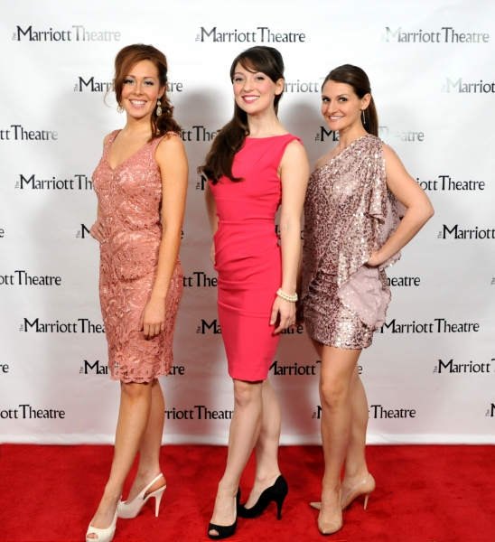 Alexandra E. Palkovic, Tiffany Topol and Vanessa Panerosa Photo