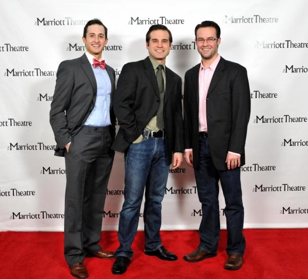 James Lee Glatz, Jameson Cooper and Matt Raftery