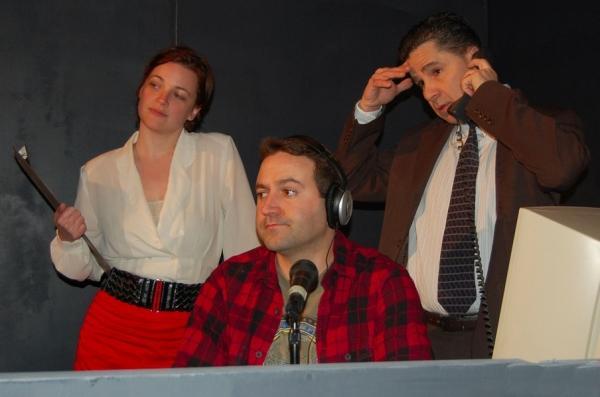 Photo Flash: Italian American Repertory Company's TALK RADIO