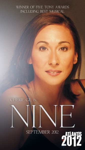 Cherie Gil at Atlantis Productions' NINE Pulls Off A Casting Coup, 9/21-10/7