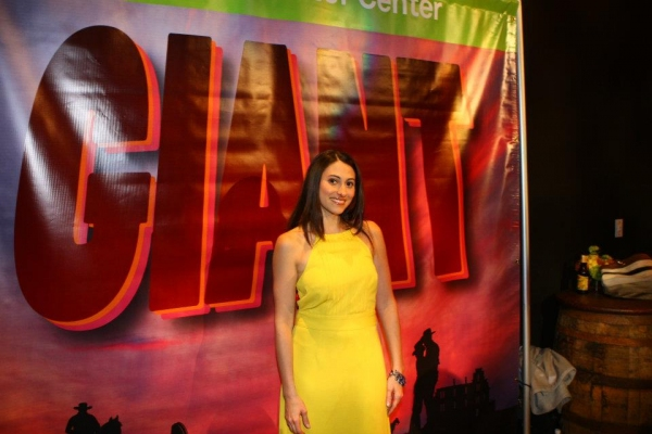 Photo Flash: Dallas Theatre Center Celebrates Opening Night of GIANT