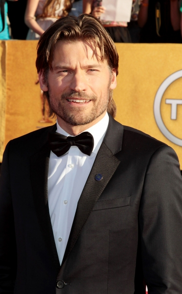Nikolaj Coster-Waldau pictured at the 18th Annual Screen Actors Guild Awards - arrivals held at the Shrine Auditorium and Exposition Center in Los Angeles, CA on January 29, 2012 © RD / Orchon / Retna Digital
