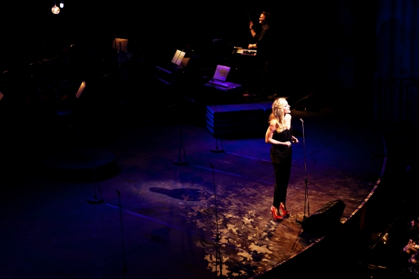Photo Coverage: Kerry Ellis At CHILDREN OF EDEN Gala Night!