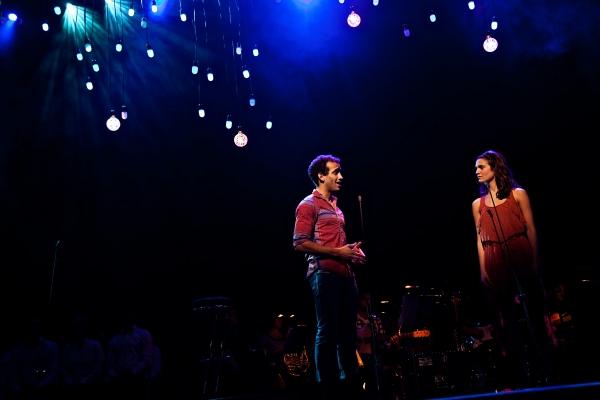 Waylon Jacobs and Lauren Samuels Photo