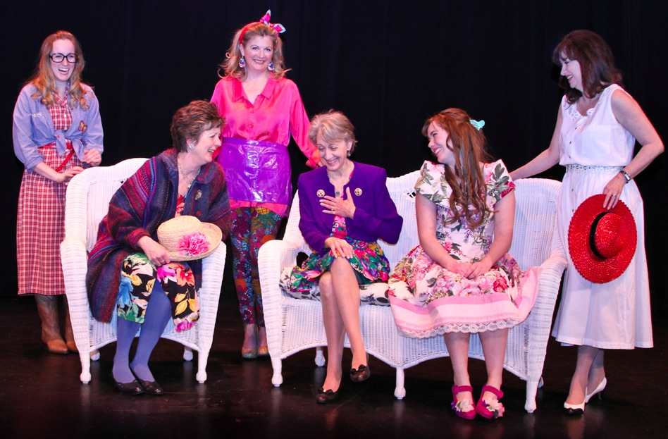Whidbey Island Center for the Arts Presents STEEL MAGNOLIAS, 2/10-25