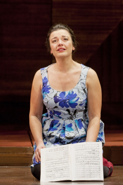 Photo Coverage: MASTER CLASS At The Vaudeville Theatre