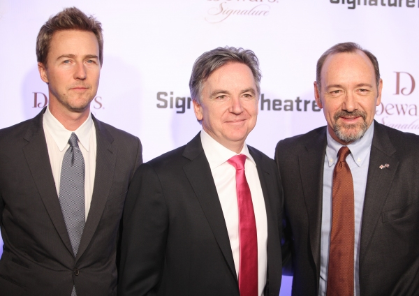 Edward Norton and Kevin Spacey  Photo