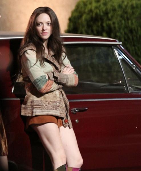 Photo Flash: First Look - Amanda Seyfried in LOVELACE