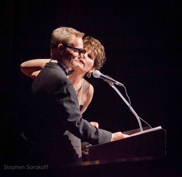 Bill Irwin & Lucie Arnaz at Inside the 2012 Nightlife Awards at Town Hall!