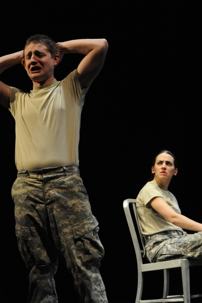 3 at BWW Reviews:  Curious Theatre's 9 CIRCLES - a Compelling Ensemble!
