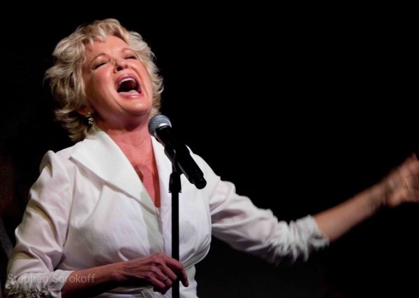 Photo Coverage: Katie Couric, Matthew Broderick & More Cheer on Christine Ebersole at the Cafe Carlyle
