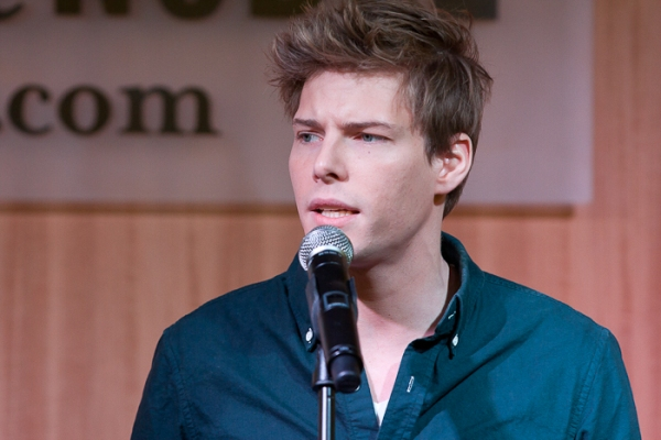Photo Coverage: GODSPELL Promotes New Album at Barnes & Noble!