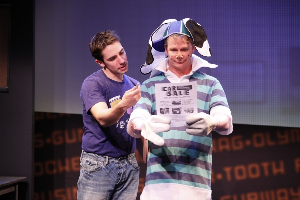 Photo Flash: Ars Nova's THE URBAN DICTIONARY PLAYS