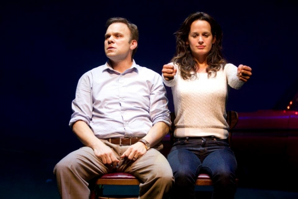 Photos: First Look at Norbert Leo Butz, Elizabeth Reaser in HOW I LEARNED TO DRIVE!