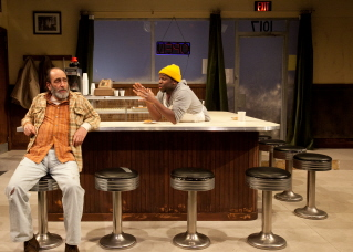 'SUPERIOR DONUTS' HAS TOUGH GLAZE, SOFT CENTER