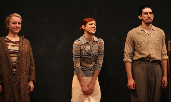 Photo Coverage: LOOK BACK IN ANGER Opens at Roundabout