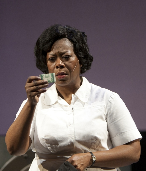 Photo Flash: Syracuse Stage's Caroline, or Change
