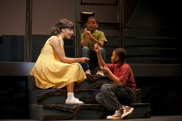 Photo Flash: Syracuse Stage's Caroline, or Change