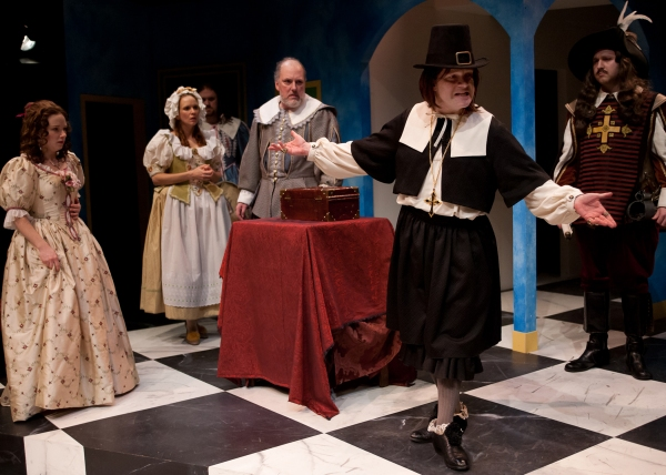 Photo Flash: Taproot Theatre Presents TARTUFFE