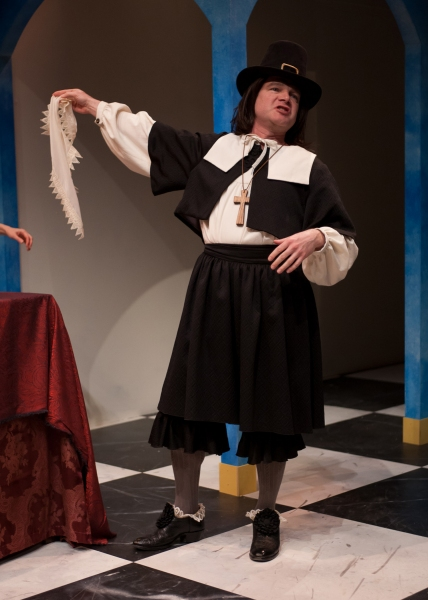 Frank Lawler as Tartuffe Photo