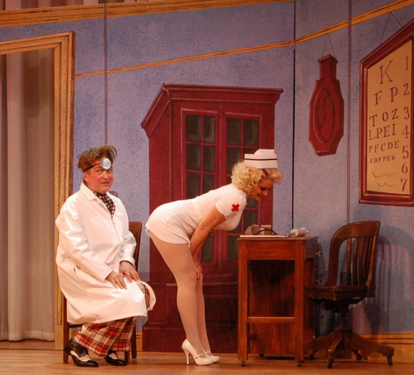 Photo Flash: Chip Zien, Lewis J. Stadlen, et al. in Northport's THE SUNSHINE BOYS