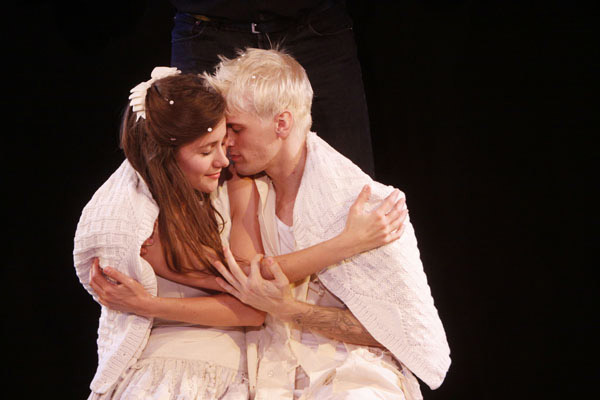 InDepth InterView: Aaron Carter & THE FANTASTICKS