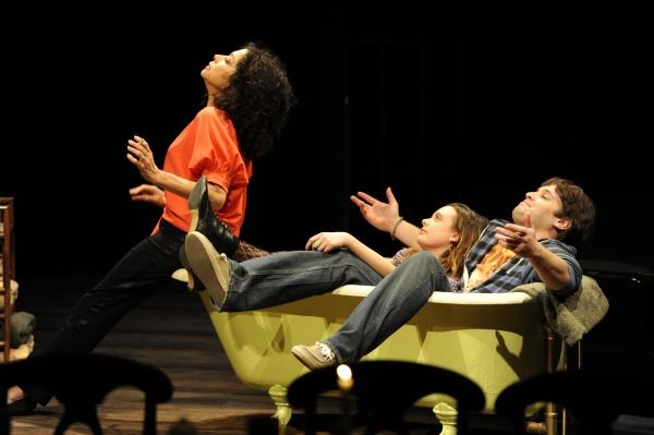 Mimi Lieber, Shana Dowdeswell and Ben Marrow Photo
