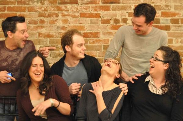 Broderick Ballantyne, David Ballew, Kat Atwell, Laura Lounge, Peter Nemenoff, Samantha Long