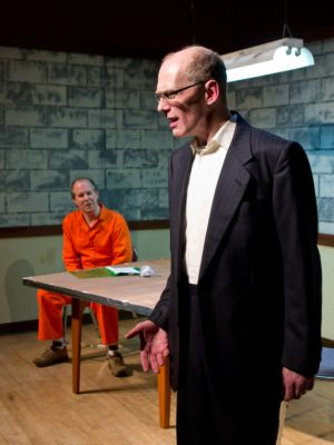 BWW Reviews: A SHADE OF GREEN from Theatre 9/12