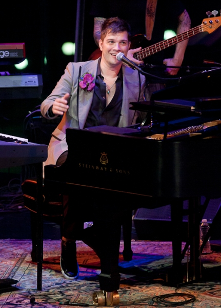 Stephen Oremus at Gavin Creel & Stephen Oremus Play Lincoln Center's AMERICAN SONGBOOK Series