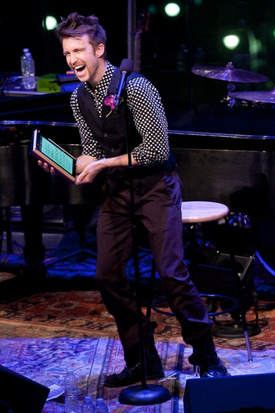 Photo Coverage: Gavin Creel & Stephen Oremus Play Lincoln Center's AMERICAN SONGBOOK Series
