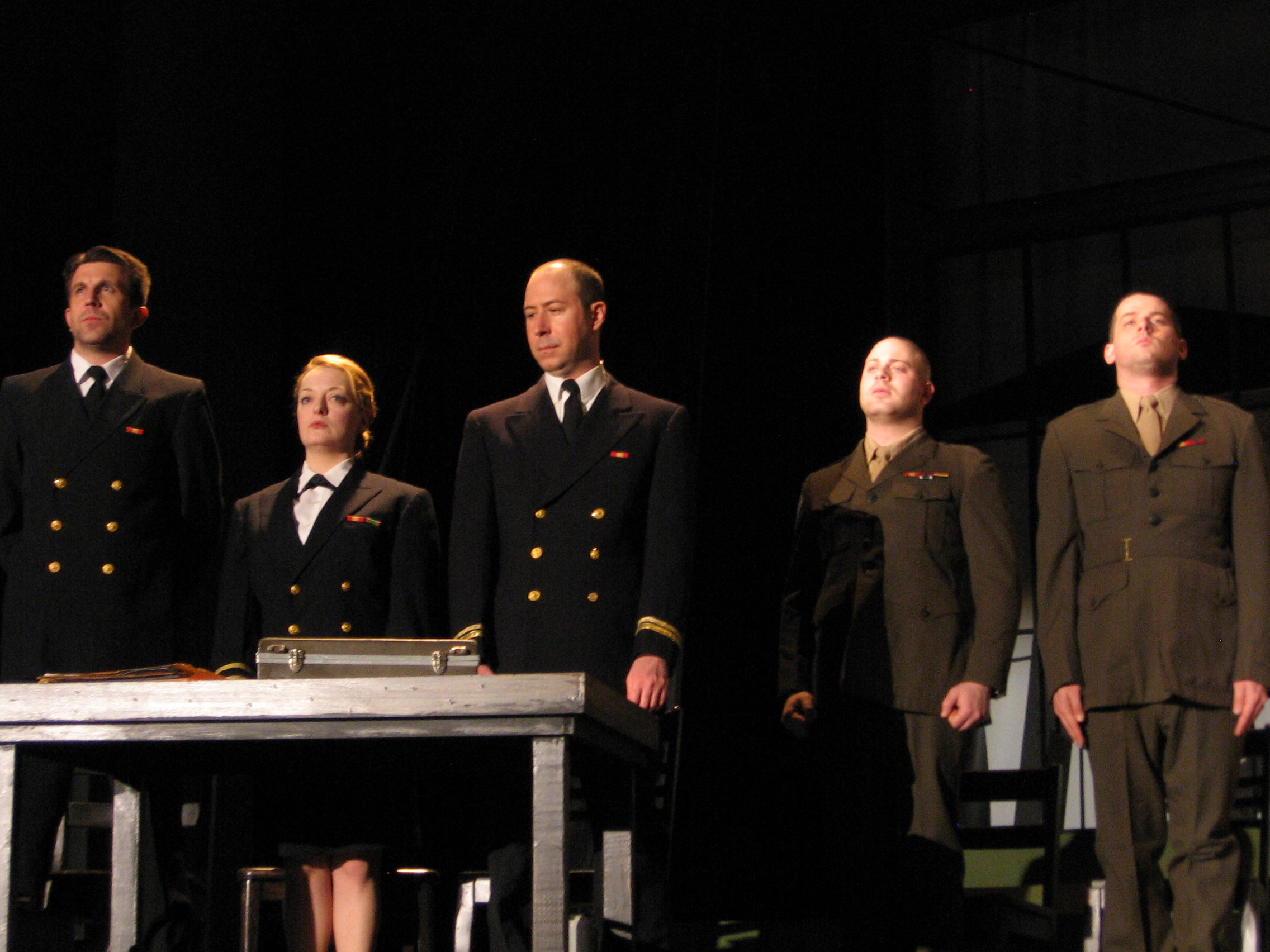 BWW Reviews: Corps Values -- A FEW GOOD MEN Stands and Delivers