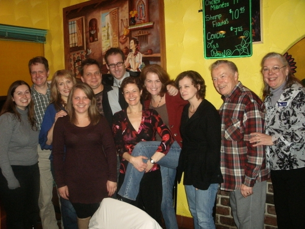 Kate Danziger, Raymond Fox, Erin Noel Grennan, Beth Zupec, Joe Foust, Kevin McKillip, Jeannie Affelder, Molly Glynn, Angie Miller, Dale Benson, and Alison Vesely