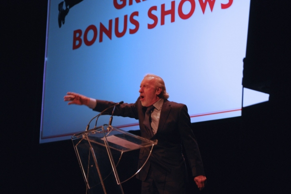Photo Coverage: Mirvish '12-'13 Season Announcement - Colm Wilkinson, Tony Danza & More!