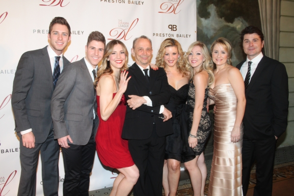 Corey Mach, Jesse JP Johnson, Brittany Marcin, Joel Grey, Katie Adams, Libby Servais, Heather Spore Kelly and Brian Kelly