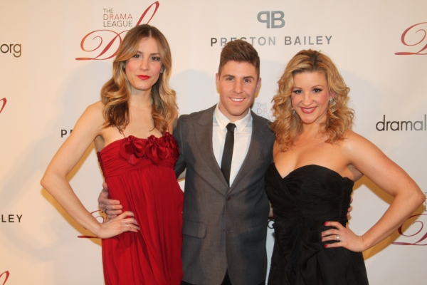 Brittany Marcin, Jesse JP Johnson and Katie Adams