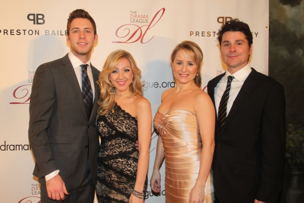 Corey Mach, Libby Servais, Heather Spore Kelly and Brian Kelly