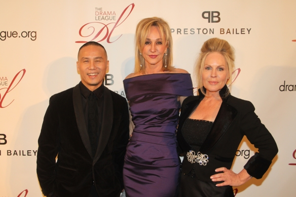 BD Wong, Barbara Steele and Beverly D'Angelo