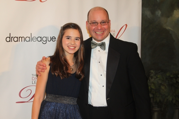 Carly Rose Sonenclar and Stephen Cole at Drama League Honors Kristin Chenoweth - Red Carpet!