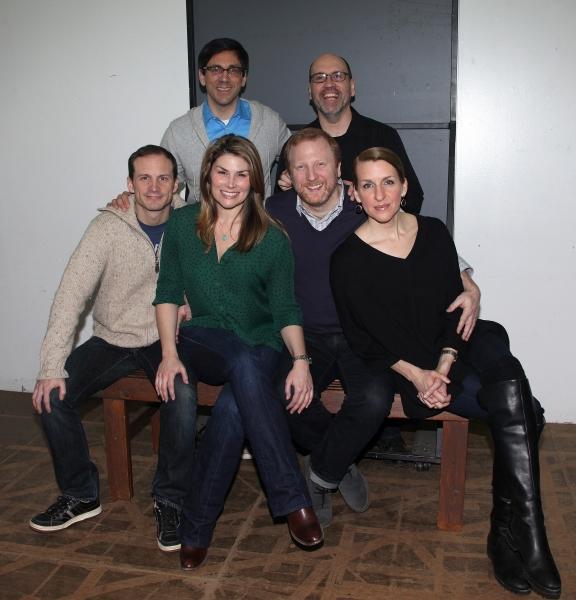 (1st Row) Jeff Bowen, Heidi Blickenstaff, Hunter Bell & Susan Blackwell (2nd Row) Michael Beresse & Larry Pressgrove