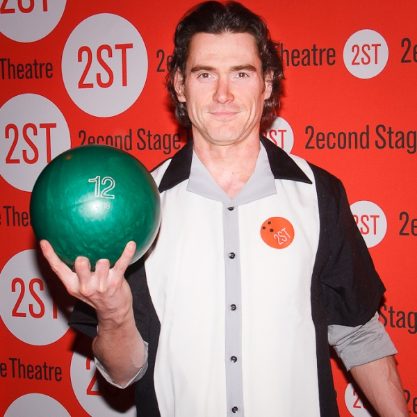 Billy Crudup at Alec Baldwin, Bobby Cannavale & More Come out for Second Stage Bowling Benefit!