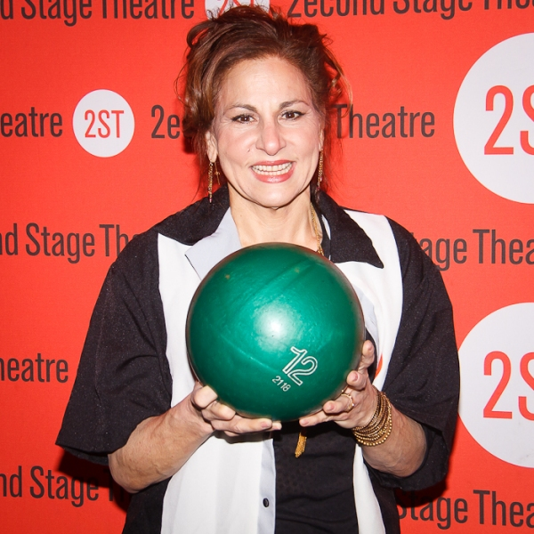 Kathy Najimy at Alec Baldwin, Bobby Cannavale & More Come out for Second Stage Bowling Benefit!